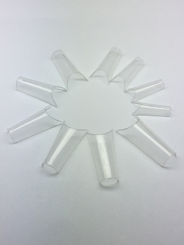 Tunnel-Tip-Box, Clear