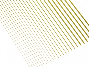 Flexisticker Stripes Gold
